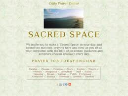 Daily Sacred Prayer Space